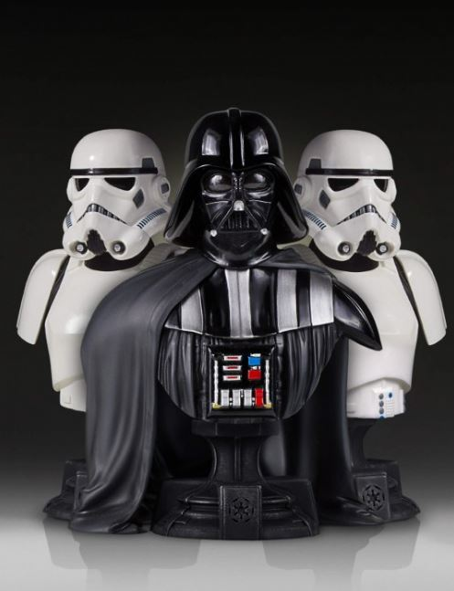 Gentle Giant - PGM - Stormtrooper Classic Bust: A New Hope Stormb14