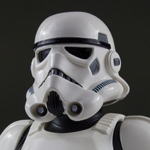 Gentle Giant - PGM - Stormtrooper Classic Bust: A New Hope Stormb15