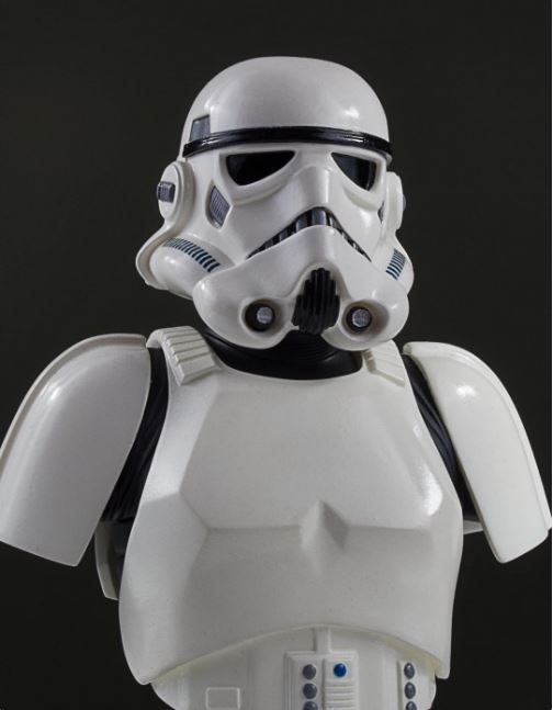 Gentle Giant - PGM - Stormtrooper Classic Bust: A New Hope Stormb16