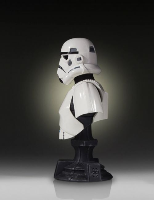 Gentle Giant - PGM - Stormtrooper Classic Bust: A New Hope Stormb17