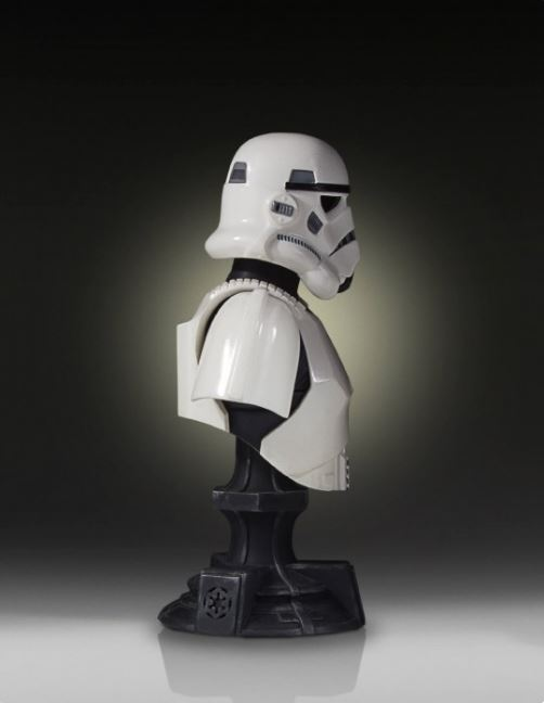 Gentle Giant - PGM - Stormtrooper Classic Bust: A New Hope Stormb18