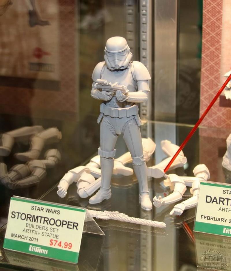 Kotobukiya Stormtrooper ArtFX + Stormt24