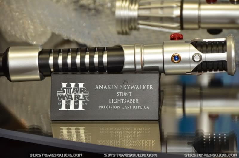 Efx - Anakin Skywalker Lightsaber - Stunt Replica Stu60811