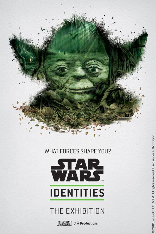 Star Wars Identities Sw0610
