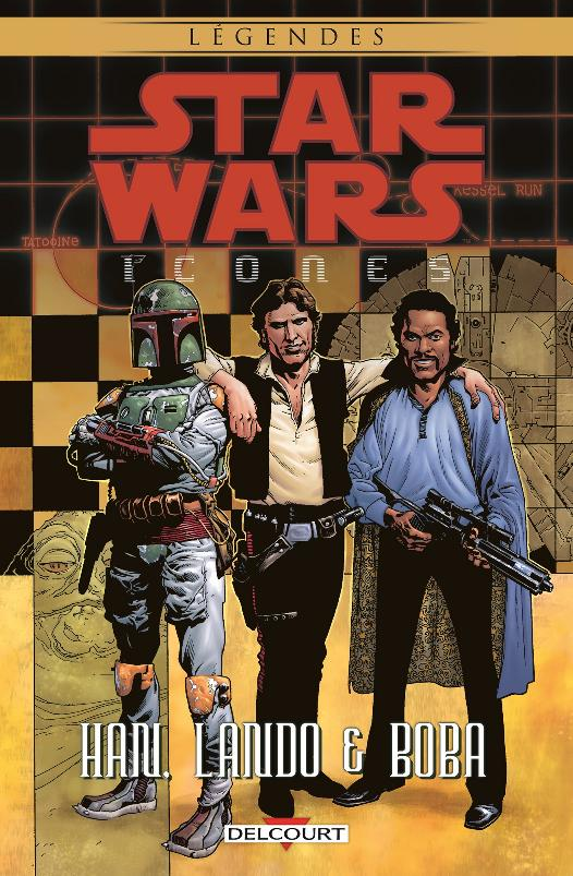 Star Wars - Icones 05 Han Lando & Boba Sw_ico10