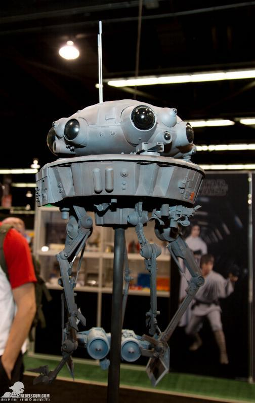 eFX Collectibles - Imperial Probe Droid Studio Scale Swca_d10