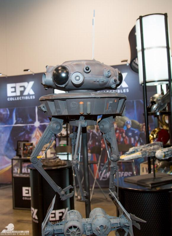 eFX Collectibles - Imperial Probe Droid Studio Scale Swca_d11