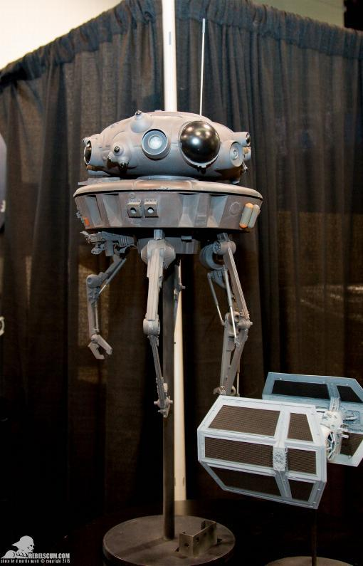 eFX Collectibles - Imperial Probe Droid Studio Scale Swca_d12