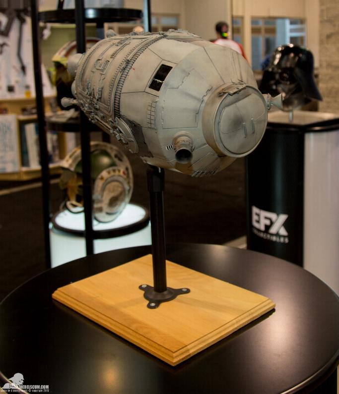 eFX Collectibles - Escape Pod Studio Scale Swca_n10