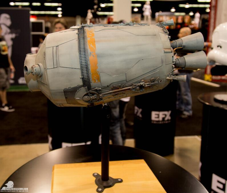 eFX Collectibles - Escape Pod Studio Scale Swca_n11