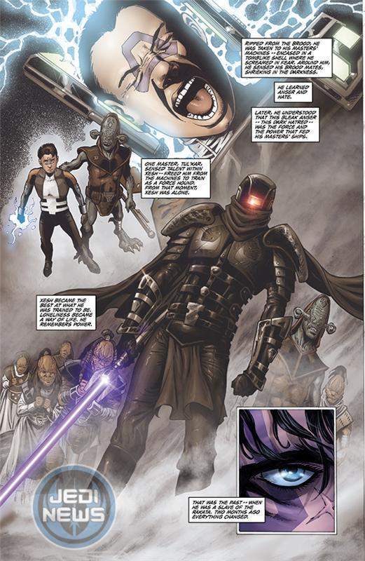 STAR WARS - DAWN OF THE JEDI (VO) - LA GENESE DES JEDI (VF) - Page 3 Swdotj14
