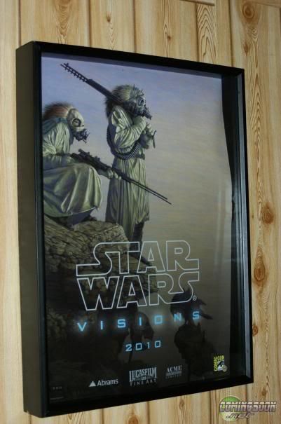 STAR WARS au Comic-Con International San Diego Swvisi10
