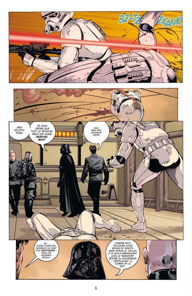Star Wars LE COTE OBSCUR 11 – DARK VADOR - TRAHISON T1310