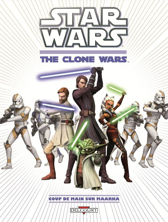 COLLECTION STAR WARS - THE CLONE WARS Tcw0110