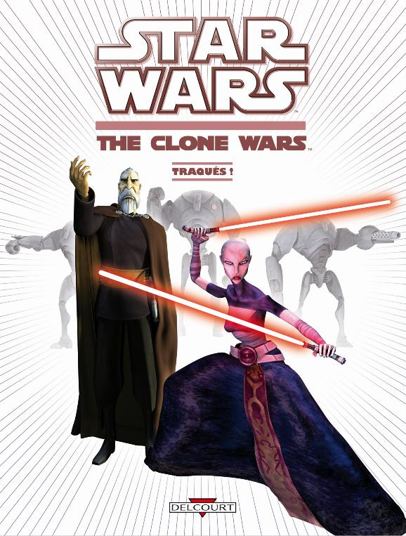COLLECTION STAR WARS - THE CLONE WARS Tcw0210