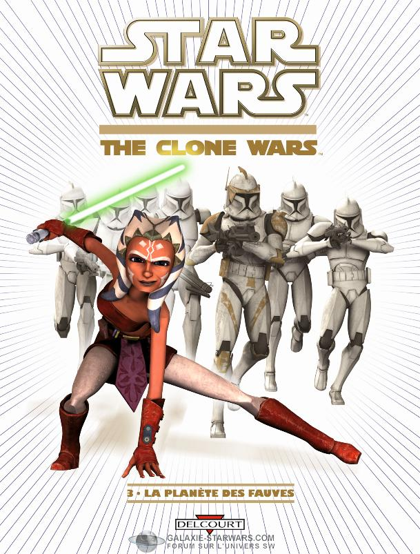 COLLECTION STAR WARS - THE CLONE WARS Tcw0310