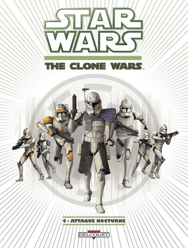COLLECTION STAR WARS - THE CLONE WARS Tcw0410