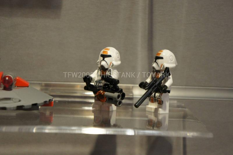 LEGO STAR WARS - 75001 - Republic Troopers vs. Sith Troopers Tf750010
