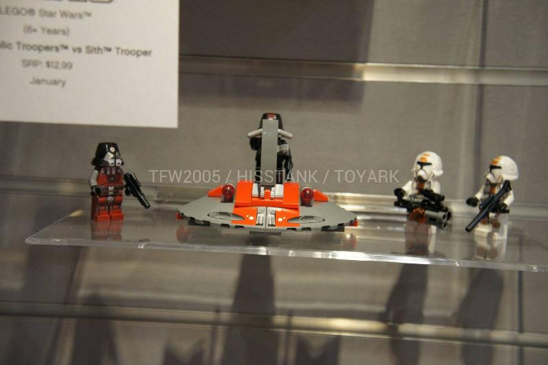 LEGO STAR WARS - 75001 - Republic Troopers vs. Sith Troopers Tf750011