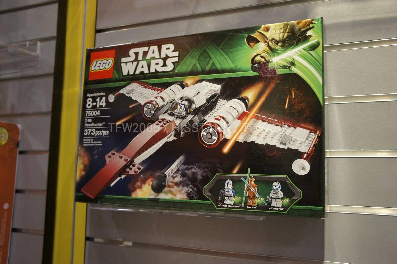 LEGO STAR WARS - 75004 - Z-95 Headhunter  Tf750012