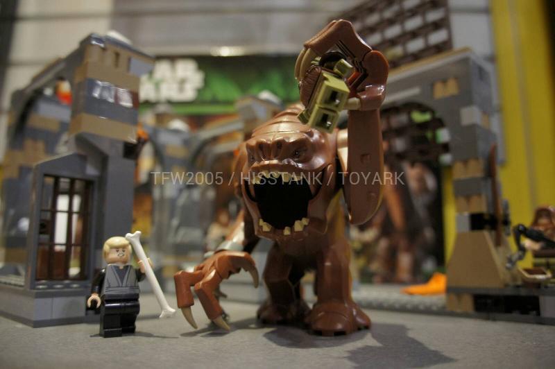 LEGO STAR WARS - 75005 - Rancor Pit Tf750017