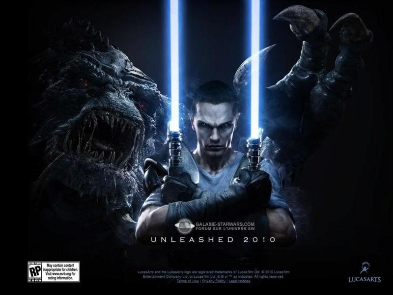 STAR WARS The Force Unleashed II - Le Pouvoir de la Force 2 Tfu20010