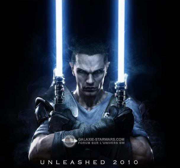 STAR WARS The Force Unleashed II - Le Pouvoir de la Force 2 Tfuii010