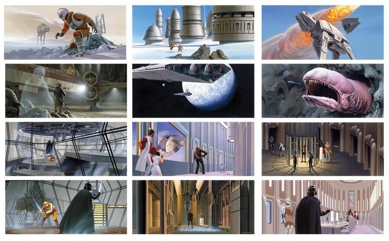 CELEBRATION V - THE ART OF RALPH McQUARRIE Theart11