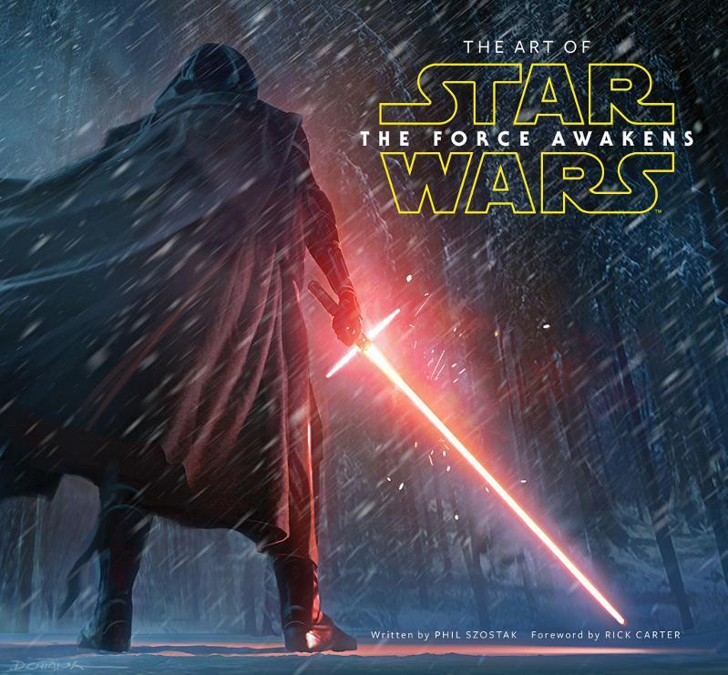 The Art of SW: TFA - Tout l'Art de SW Le Réveil de la Force Theart12