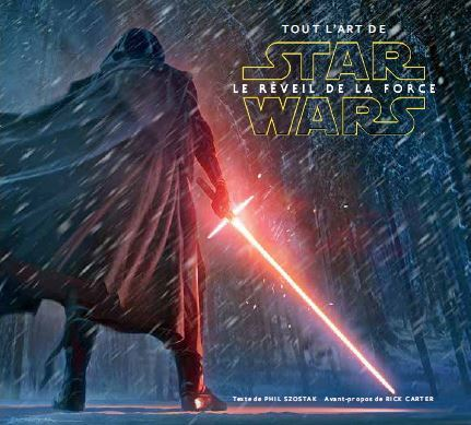 The Art of SW: TFA - Tout l'Art de SW Le Réveil de la Force Theart13