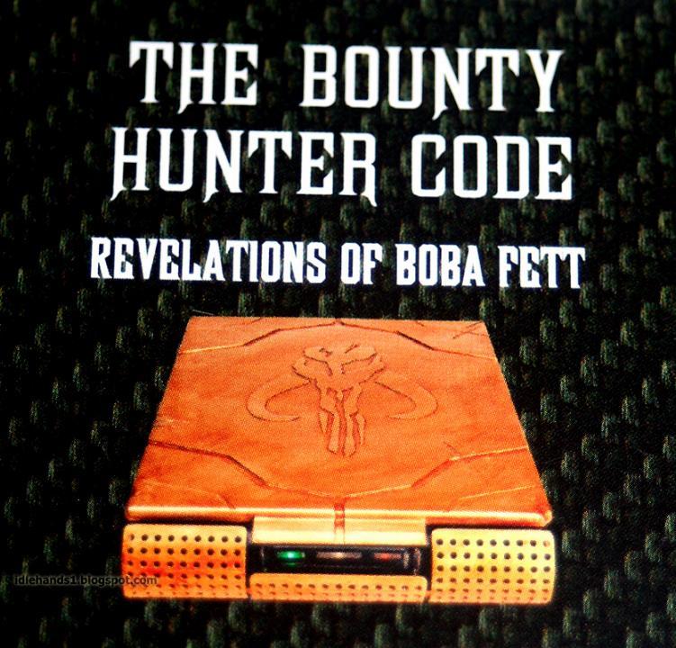 The Bounty Hunter Code - Le Code du Chasseur de Primes Thebou13