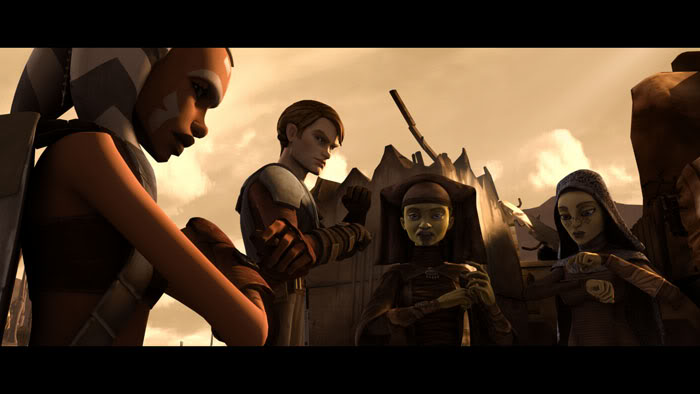 STAR WARS - THE CLONE WARS SAISON 2 EPISODES 1 - 10 Theclo19