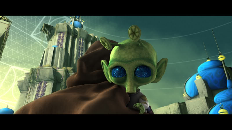 STAR WARS - THE CLONE WARS SAISON 2 EPISODES 1 - 10 Theclo21