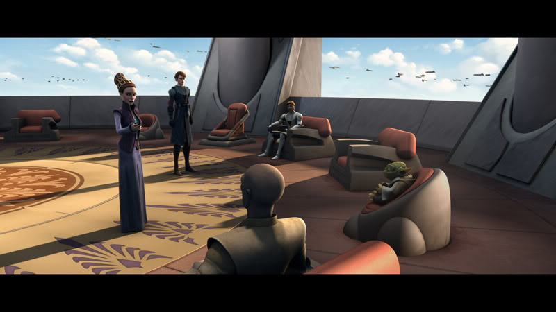 STAR WARS - THE CLONE WARS SAISON 2 EPISODES 1 - 10 Theclo22