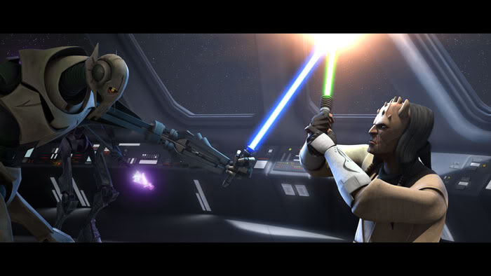 STAR WARS - THE CLONE WARS SAISON 2 EPISODES 1 - 10 Theclo24