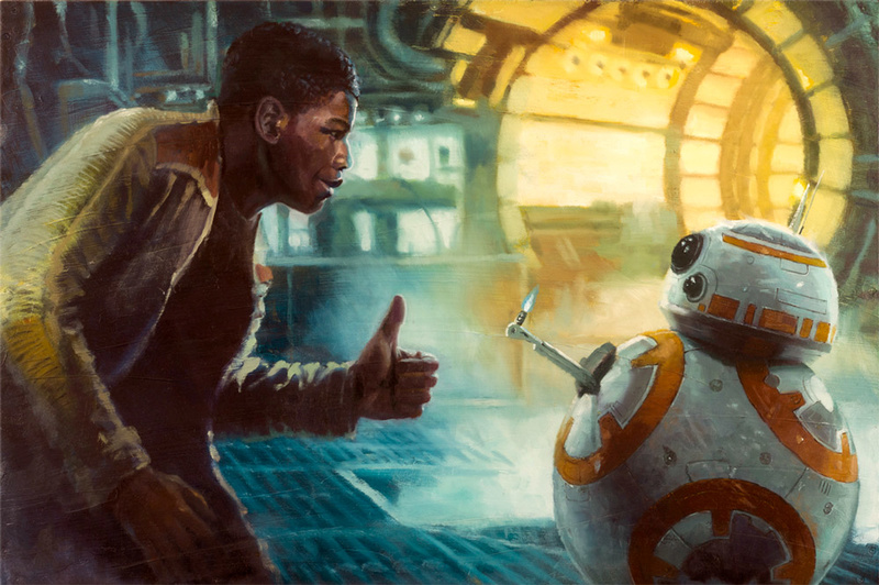 Artwork Star Wars - ACME - Thumbs Up Thumbs10