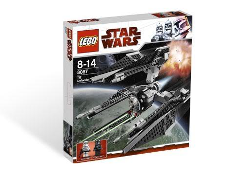 LEGO STAR WARS - 8087 - TIE-Defender Tie0110