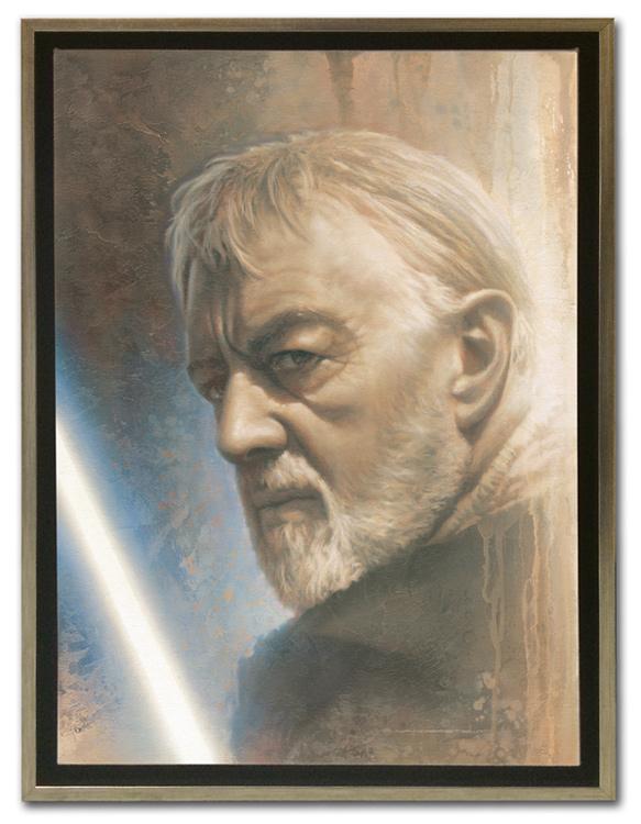 Artwork Star Wars - ACME - Timeless Series Obi-Wan Timele10