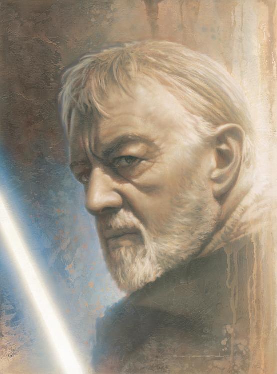 Artwork Star Wars - ACME - Timeless Series Obi-Wan Timele13