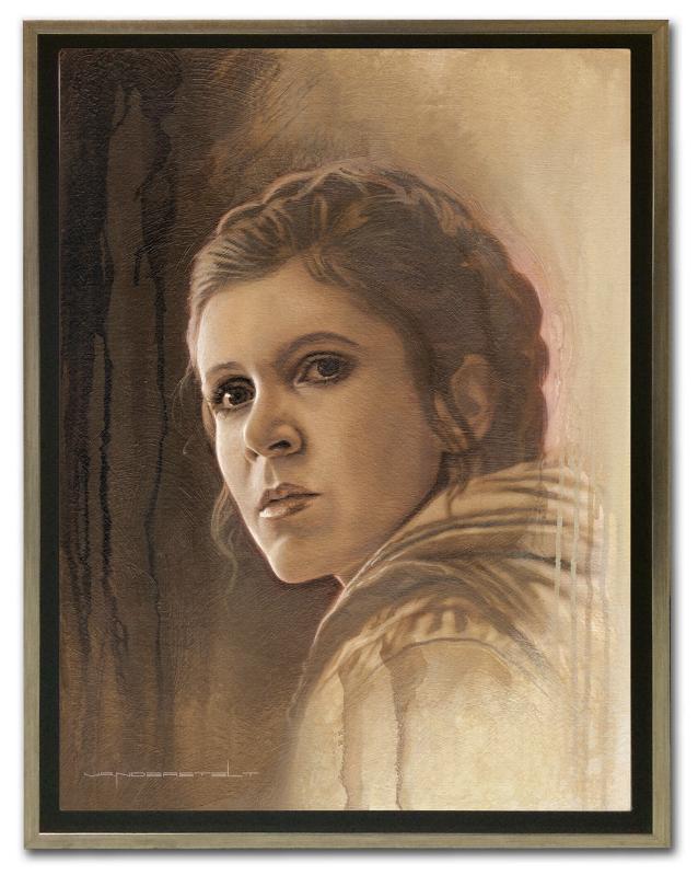 Artwork Star Wars - ACME - Timeless Series Leia Timele16