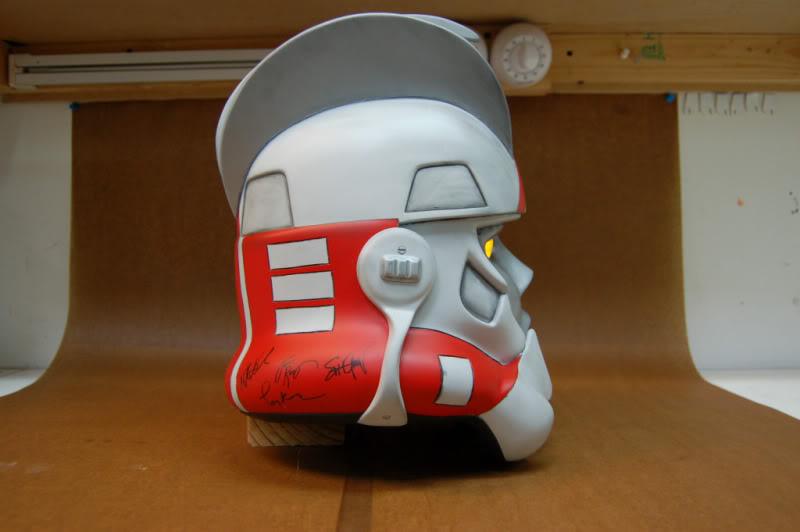 EFX - Stormtrooper Helmet 501 ST Legion TK Project Titant10