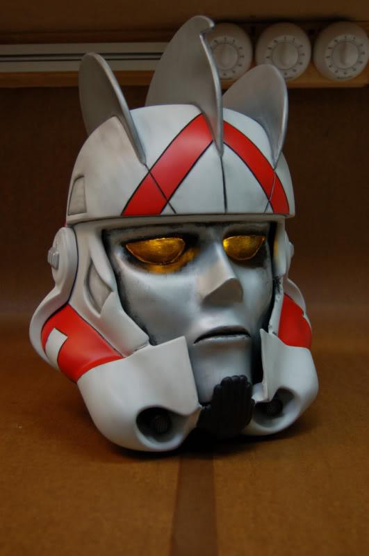 EFX - Stormtrooper Helmet 501 ST Legion TK Project Titant13