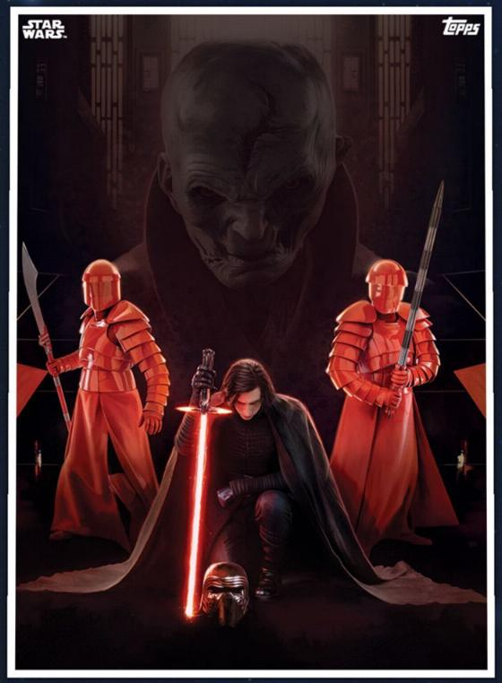 8 - Les NEWS Star Wars Episode VIII - The Last Jedi - Page 16 Topps_25