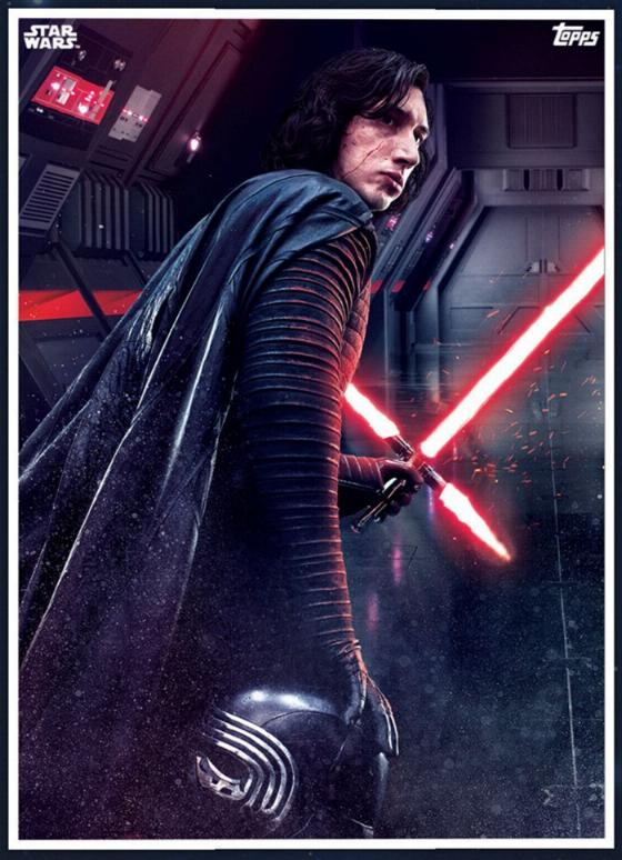 8 - Les NEWS Star Wars Episode VIII - The Last Jedi - Page 16 Topps_36