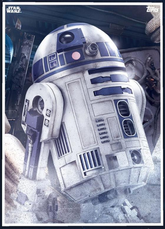 8 - Les NEWS Star Wars Episode VIII - The Last Jedi - Page 16 Topps_39