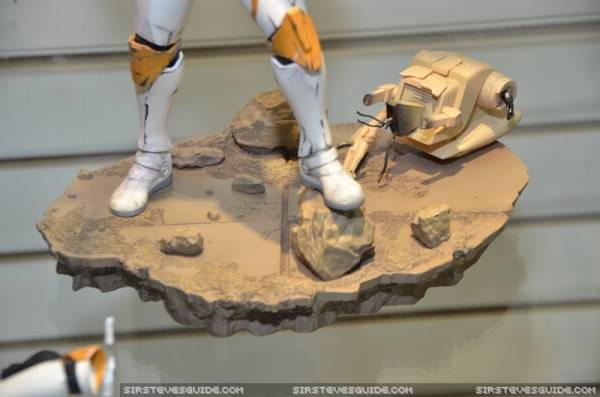 Kotobukiya - Commandant Cody Artfx Statue Toy_1511