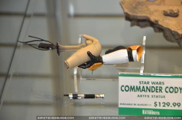 Kotobukiya - Commandant Cody Artfx Statue Toy_1512