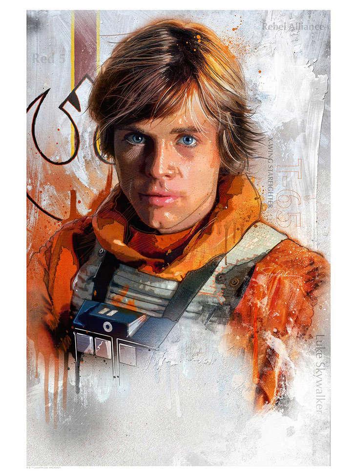 Artwork Star Wars - ACME - Trust the Force Trust_10