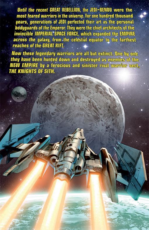 THE STAR WARS - Comics Dark Horse Tsw01010