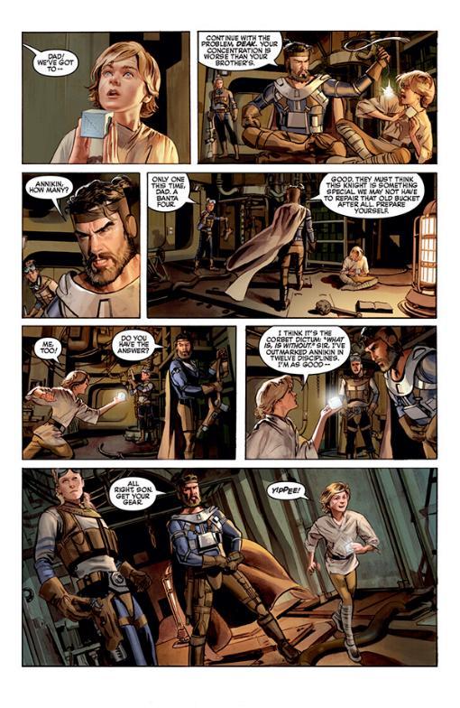 THE STAR WARS - Comics Dark Horse Tsw01012